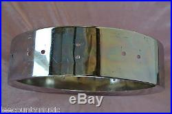 1970's LUDWIG 13 3.5X13 CHROME PICCOLO SNARE SHELL for YOUR DRUM SET! LOT #t481