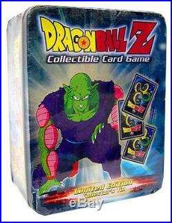 1x Piccolo Collector's Tin New Sealed Product Dragon Ball Z Score
