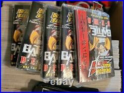 2000+ Dragon Ball Z TCG CCG Card LOT Promo FOIL Score GT Piccolo Saiyan RARE