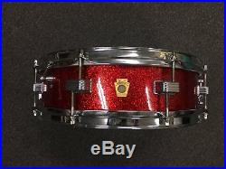 60's Ludwig 4x14 Piccolo Snare Drum