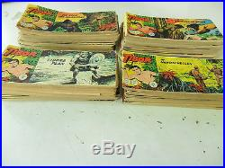 69 x Comic Piccolo Tibor Sammlung viele unter Nr. 100 Lehning Z. 2-3/3