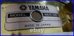 80'S Yamaha Sd-935Bs Famous Vintage Snare The First Piccolo Sounds Great