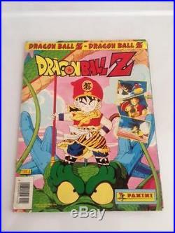 ALBUM 240 STICKERS DragonBall Z Dragon Ball Z complete GOKU, PICCOLO, VEGETA, GOHAN