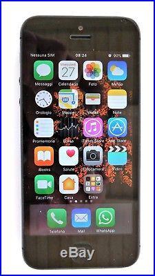 APPLE iPhone 5 con un piccolo difetto sul vetro! Un mese di vita! 32GB! PERFETTO