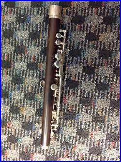 ARMSTRONG PICCOLO T 3567 WOOD IN ORIGINAL CASE