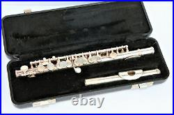 ARMSTRONG Piccolo Model 290 Sterling Silver Headjoint & Body #1095