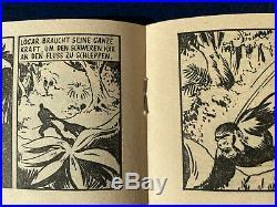 Akim Neue Abenteuer Piccolo Nr. 1 (1-2) Original Walter Lehning Vlg 1956 Wäscher