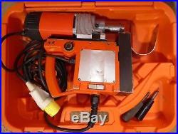 Alfra Rotabest Piccolo 38/50 X Magnetic Drill Machine (110v)