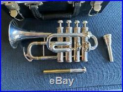 Amati Kraslice ATR 383 Piccolo Trumpet