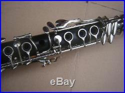 Amati Piccolo clarinet Eb