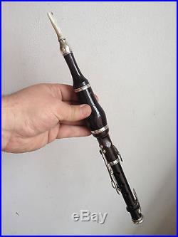 Ancienne Flute / Flageolet, piccolo. NOBLET et THIBOUVILLE