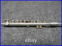 Armstrong Emeritus Piccolo Flute Model 299 Silver with Case