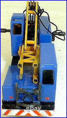 Autokran blau Coles Schuco Piccolo 775 OVP å
