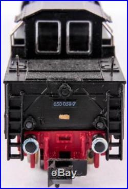 (B7) N Scale Fleischmann Piccolo #7175 Steam Engine & Tender