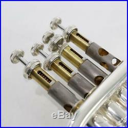 Bach Model 196S Stradivarius Professional Piccolo Trumpet SN 727303