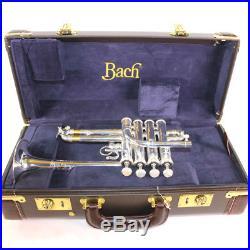 Bach Model AP190S Stradivarius Artisan Pro Piccolo Trumpet MINT CONDITION