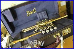 Bach Stradivarius Artisan AP190 Professional Piccolo Trumpet MINT CONDITION