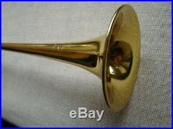 Bach Stradivarius Corporation MODEL 311 Bb PICCOLO trumpet GAMONBRASS