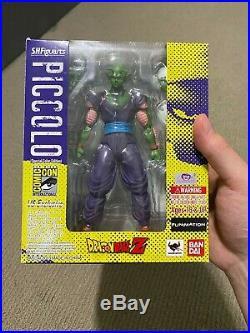 Bandai S. H. Figuarts DragonBall Piccolo Figure SDCC