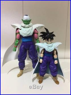 Bandai S. H. Figuarts Dragonball Z PICCOLO & SON GOHAN DBZ Custom SDCC Figure