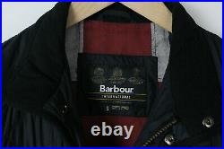 Barbour International Boldon Uomo Piccolo Luce Trapuntato Pieno Giacca 29137-JS