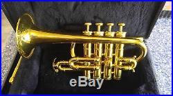 Benge Piccolo Trumpet