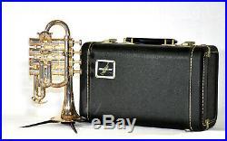 Benge Piccolo Trumpet Bb/A