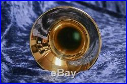 Blackburn Piccolo Trumpet Bell Section, Excellent Condition