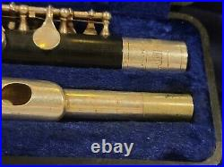 Bundy Piccolo Standard Student Style Serial # 35183 in case