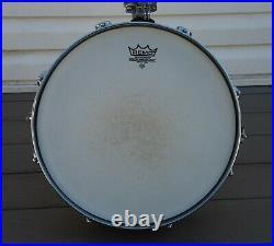 Camco (Oaklawn) 3 1/2 X 14 Aluminum Shell Piccolo Snare Drum