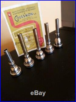 Couesnon Monopole F/G Trumpet. (Piccolo) 1960's Vintage, Rare, Collectors