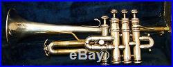 Couesnon piccolo trumpet