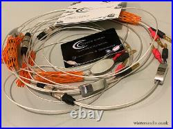 Crystal Cable Piccolo Diamond Speaker Cable 2.5 metre pair