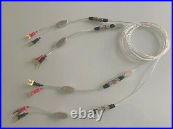 Crystal Cable Piccolo Diamond speaker cables 2x 2,5 metre