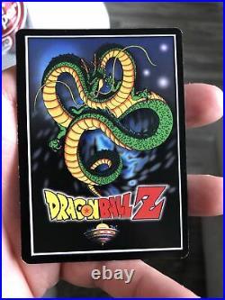 DBZ Piccolo The Defender TCG CCG Ultra Rare Foil Limited Dragonball