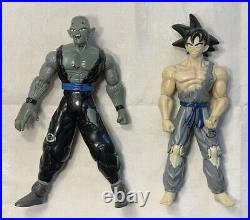 DRAGONBALL Z ACTION FIGURE Limited Edition Paints Piccolo Goku DBZ 2003 Jakks