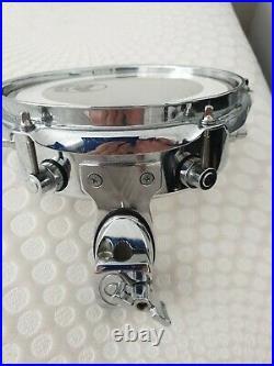 DW Drum Workshop 8 steel piccolo tom for drum kit
