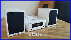 Denon CEOL Piccolo DRA-N4 High Gloss White Network Music System