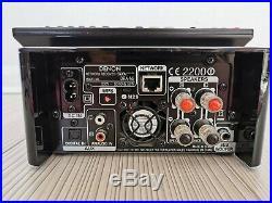 Denon Ceol Piccolo DRA-N5, Network Streamer amplifier, with remote control