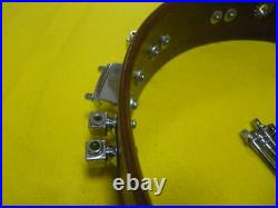Discontinued Good Condition Tama 90S Rosewood 14 3.25 Piccolo Snare Rw Drum Dw