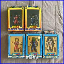 DragonBall Rare DX Action Figure complete Set Raditz Piccolo Son Goku Figurine