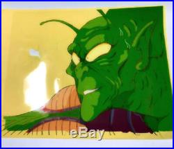 Dragon Ball Anime Cel Picture Akira Toriyama Production Piccolo Douga Genga Used