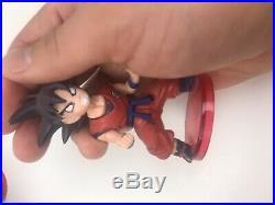 Dragon Ball Kai Dbz Banpresto 2009 WCF Figure Toy LOT King Kai Piccolo Yamcha