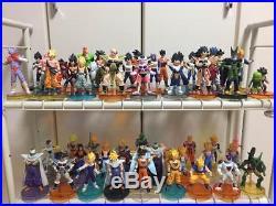 Dragon Ball Real Works figure lot of 51 Goku Vegeta Freeza Piccolo Gohan Cell
