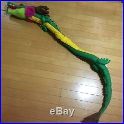 Dragon Ball Shenron Figure Plush Son Goku Vegeta piccolo Lunchi Trunks 1.9m