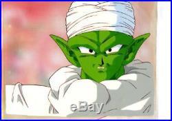 Dragon Ball Toriyama Akira Piccolo cel picture Paper Son Goku vegeta Gohan