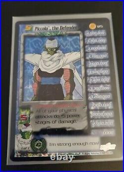 Dragon Ball Z CCG Piccolo, the Defender Holo Ultra Rare #125