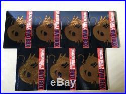 DragonballZ DVD BOX Dragon ball Z with Piccolo Action figure Rare
