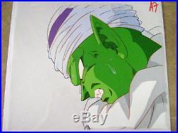 Dragonball Z Akira Toriyama Piccolo Anime Production Cel 16