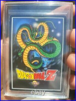 Dragonball Z Ccg Piccolo The Defender Light Play